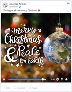Seasonability for Facebook Ads