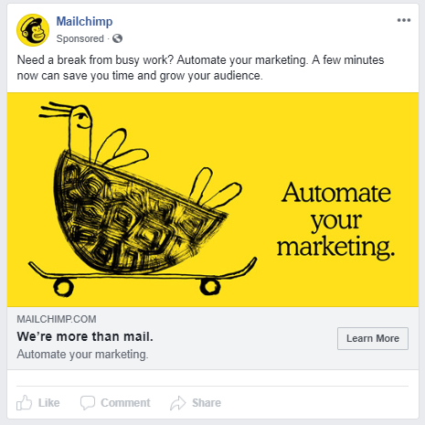 Mailchimp Facebook Ads