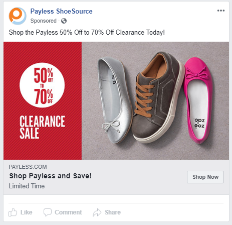 Urgency for killer Facebook Ads