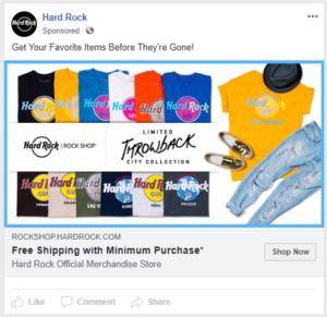 Urgency for killer Facebook Ads