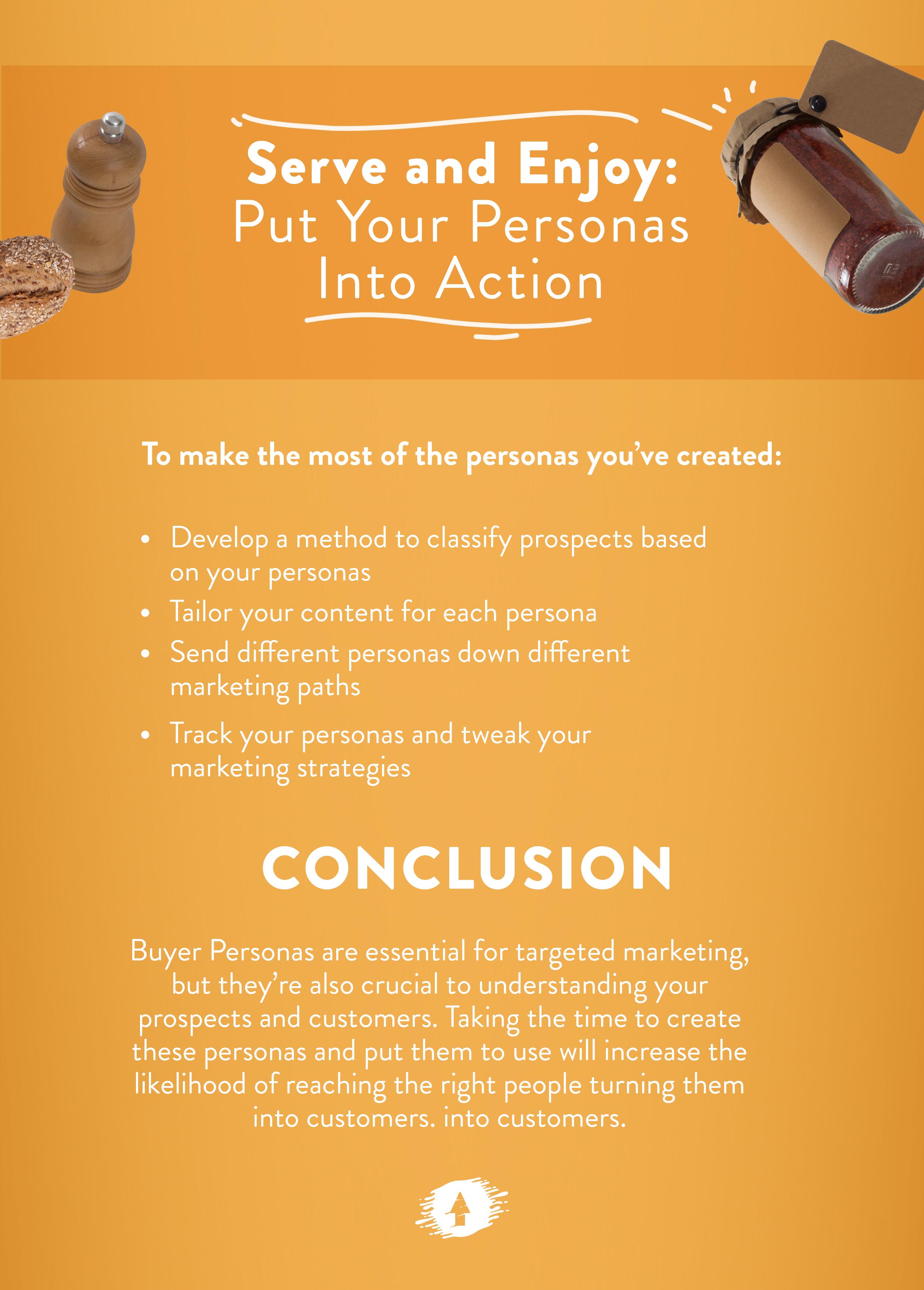 Create Amazing Buyer Personas with Infographics