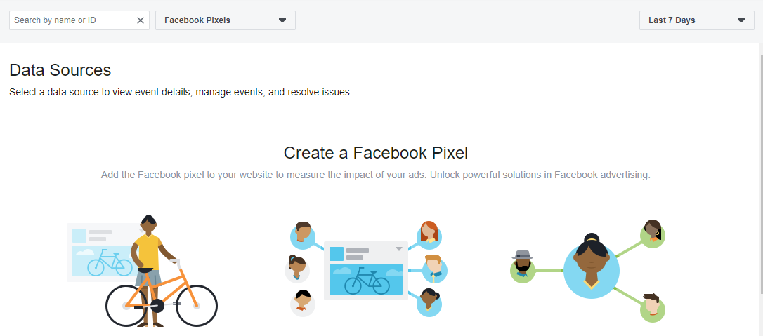 Facebook Pixel for Dynamic Ads