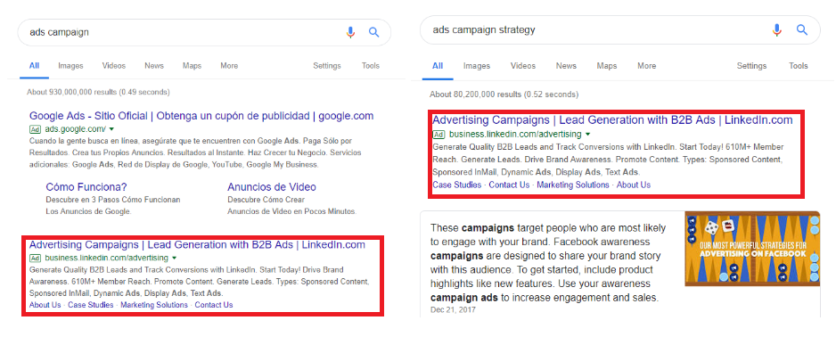 Google Ads Ad Rank