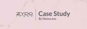 ZYDO Case Study by Motion Ave